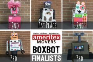 boxbot finalist ameritex alief isd contest