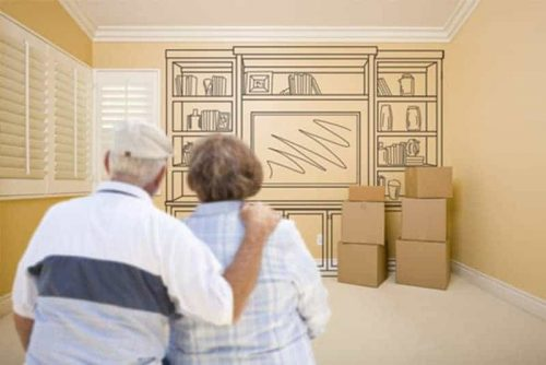 Seniors and Moving