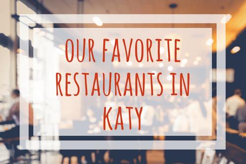 best restaurants in katy