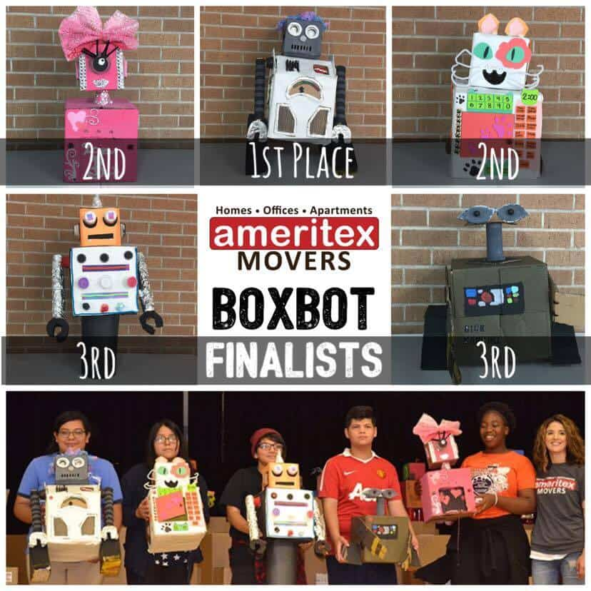 top 5 boxbot winners