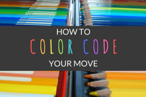color code your move