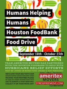 humans helping humans food drive
