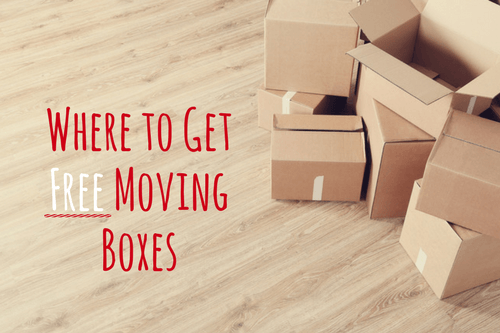 Finding Free Moving Boxes INFOGRAPHIC VIDEO