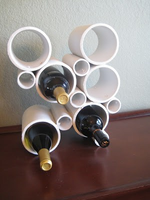 wine rack storage hacks