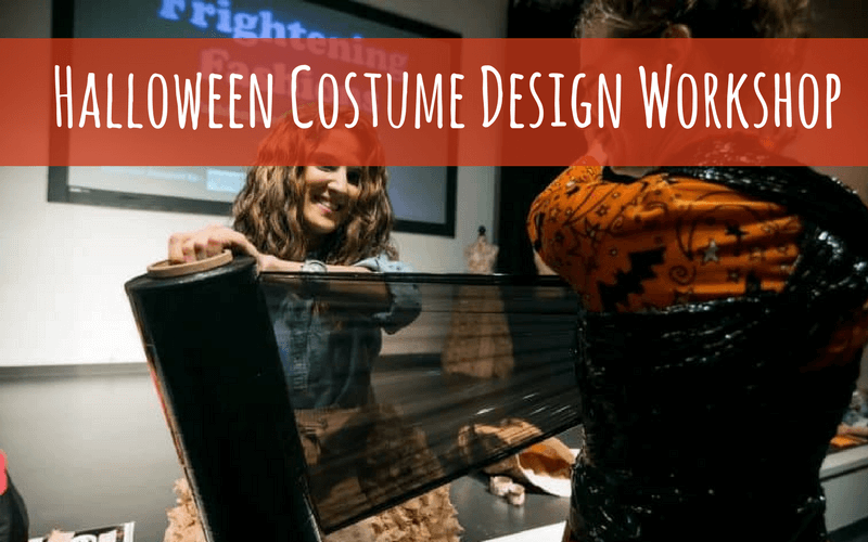 Halloween Costume Design