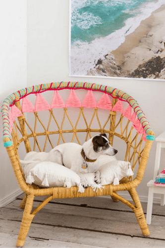 IKEA boho chair