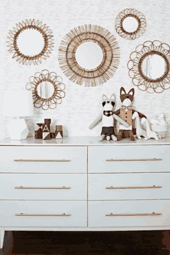 IKEA Nursery Dresser