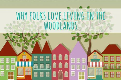 why families love living in the woodlands