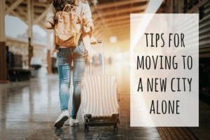 moving alone to a new city