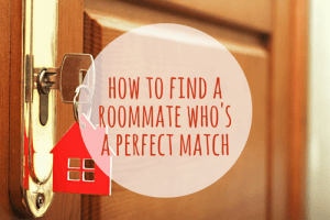 how to find a roommate