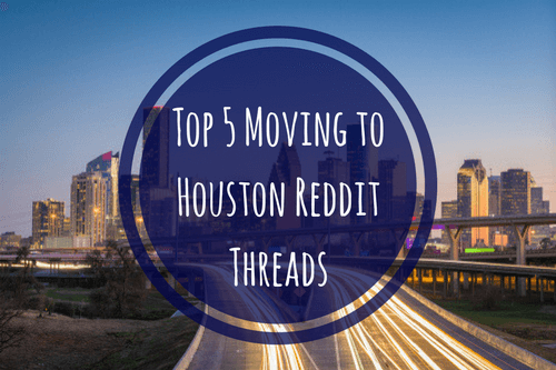 moving to houston reddit questions - houston skyline in the evening