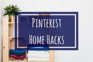 pinterest home hacks storage container holding house items