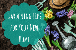 gardening tips garden tools soil flowers and hat