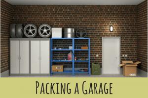 how to pack a garage-organized garage