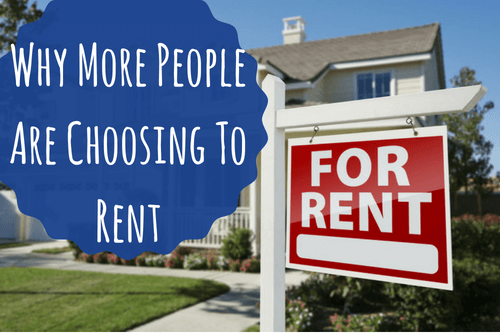 choosing to rent-house for rent