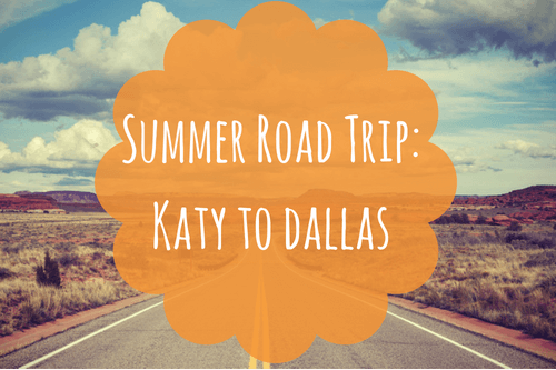 how far is katy tx from dallas road