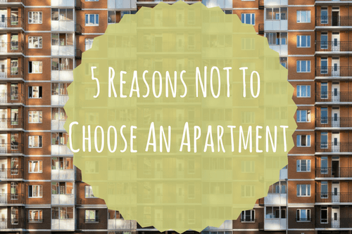 choose an apartment-apartment building