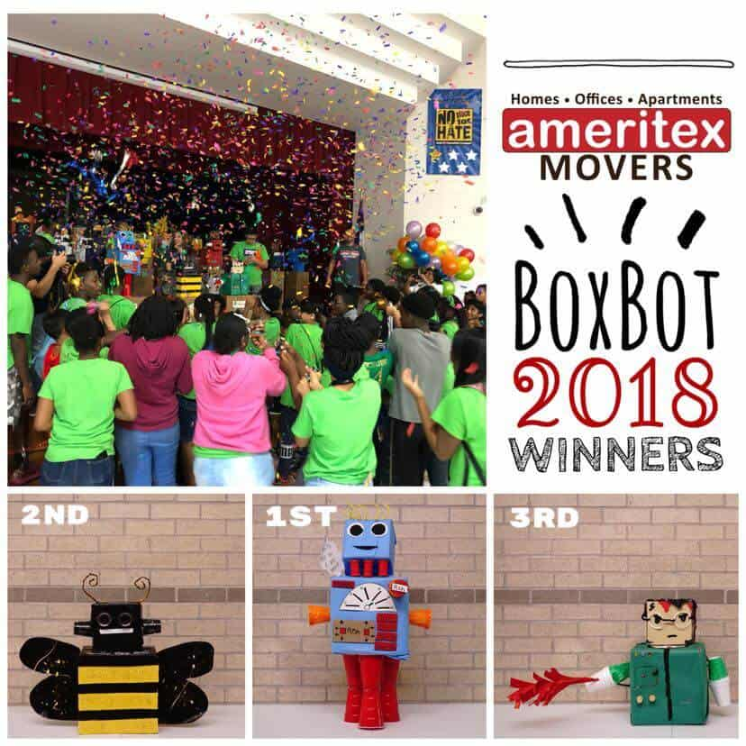 winners boxbot contest 2018