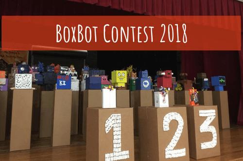 blog boxbot contest 2018