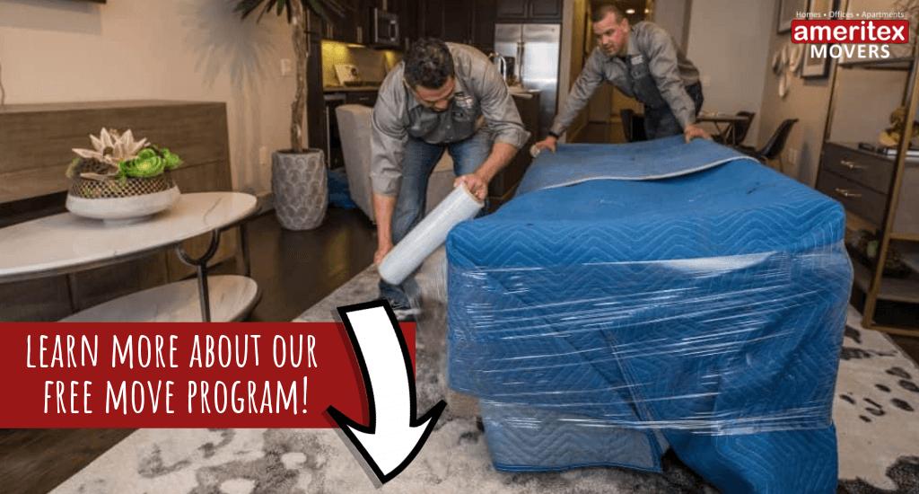 ameritex apartment move, free move program